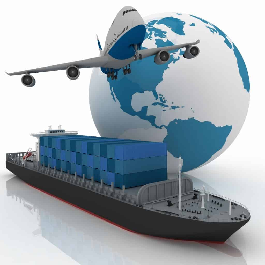 airfreight and seafreight Australia